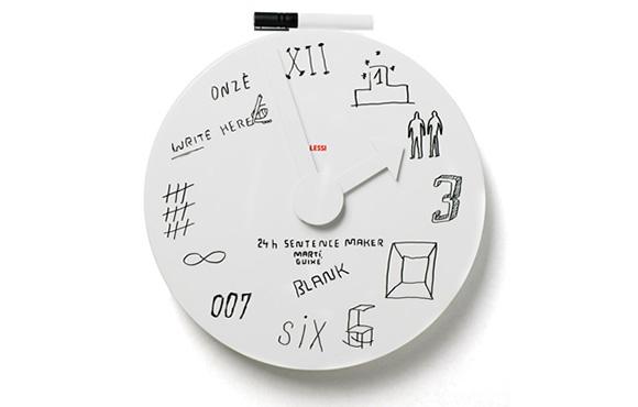 自己时钟自己画