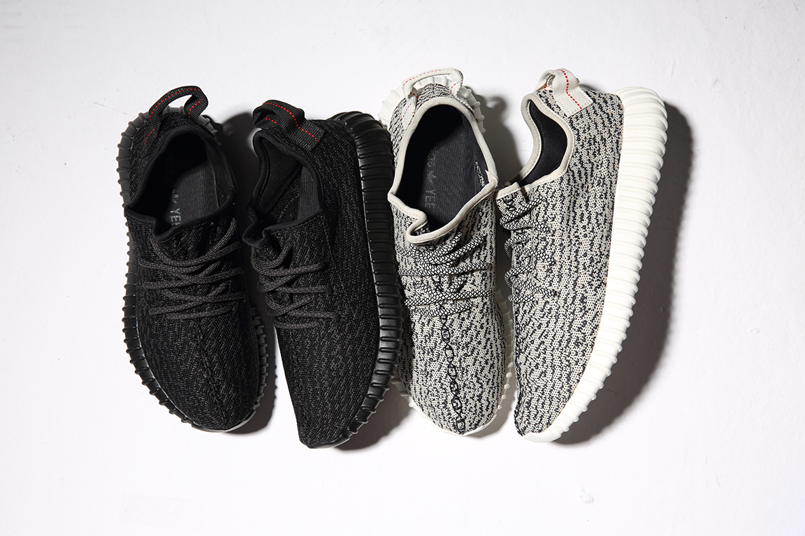 Yeezy 350 Boost Black Store List