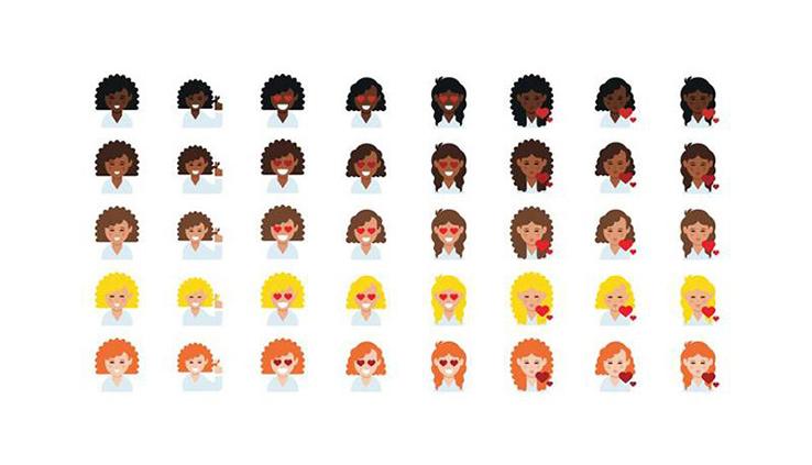 苹果iOS9.1系统丧心病狂地增加184个emoji,标志符号还依照颜色划分开来,处女座完全可以会心一笑!表情控们大喊:还不够!EmojiWorks又超贴心地推出印着不同表情的键盘。未来的世界,不会写字已经没什么好惊讶的了,你会发现你的打字功也逐渐退化!因为Emoji已经多到可以用表情来说故事了。 这款Emoji键盘将我们最熟悉的表情一目了然地印在上面,打字时不再需要一直拨手机屏幕才找到想要的表情。这款无线蓝牙的键盘,已经开始预售了哦,售价79.