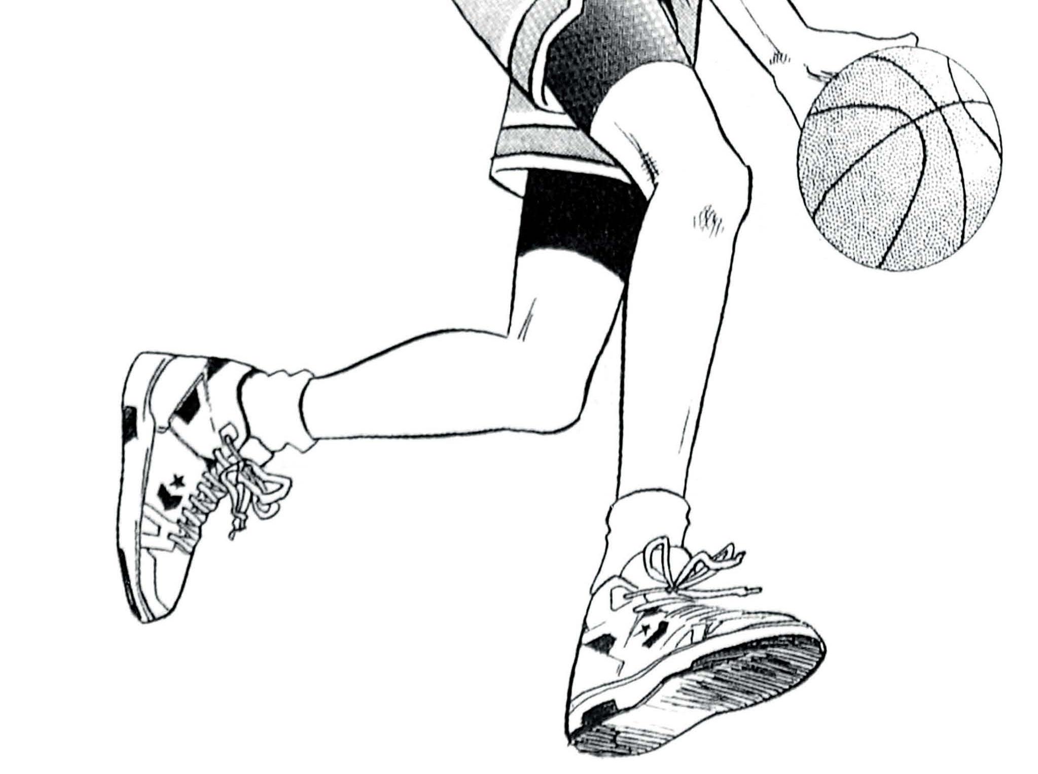 除了樱木花道,灌篮高手的球鞋你知多少?