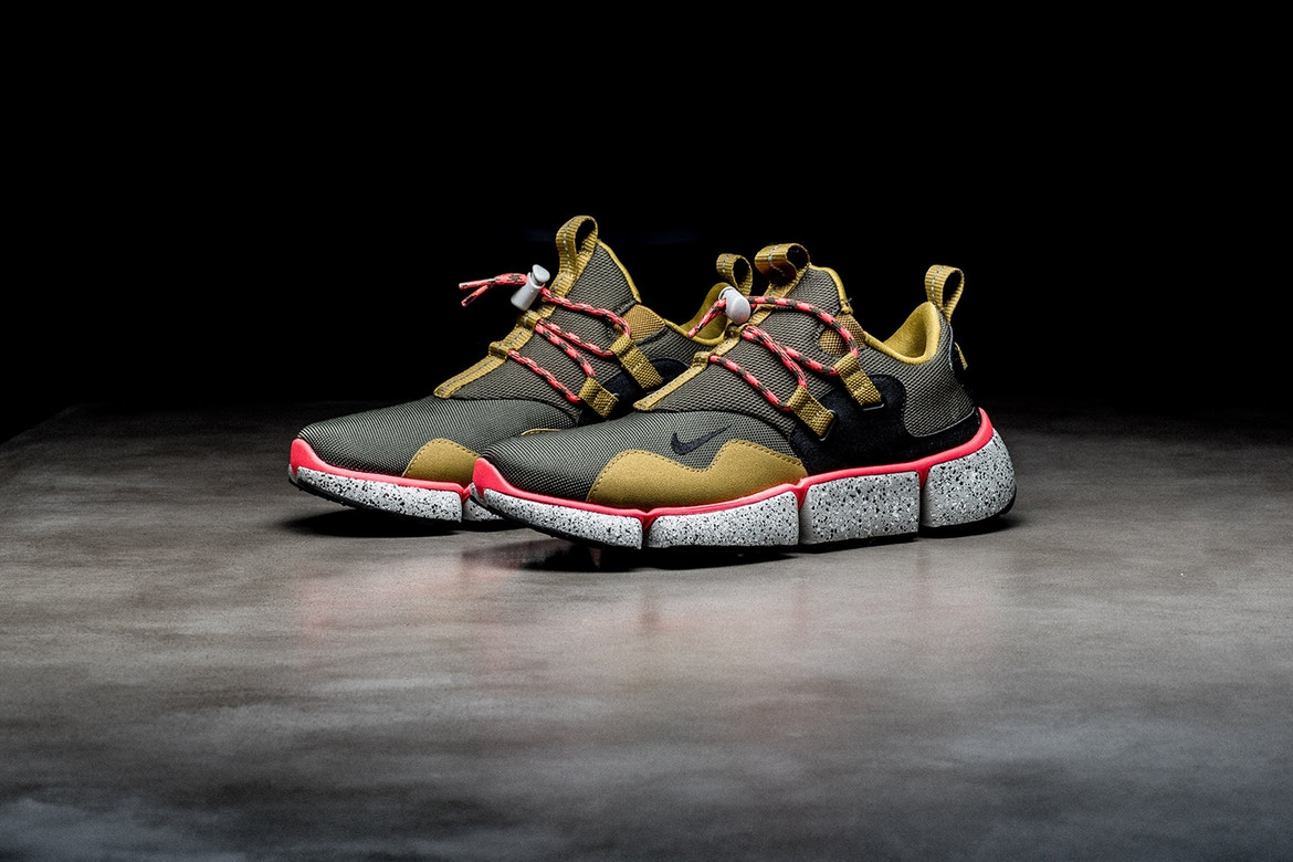 "nike pocket knife dm 最新 ""desert moss"" 配色惊艳亮相"